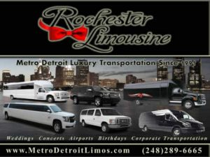 Rochester Limousine Offers Up the Newest Fleet in all of Metro Detroit