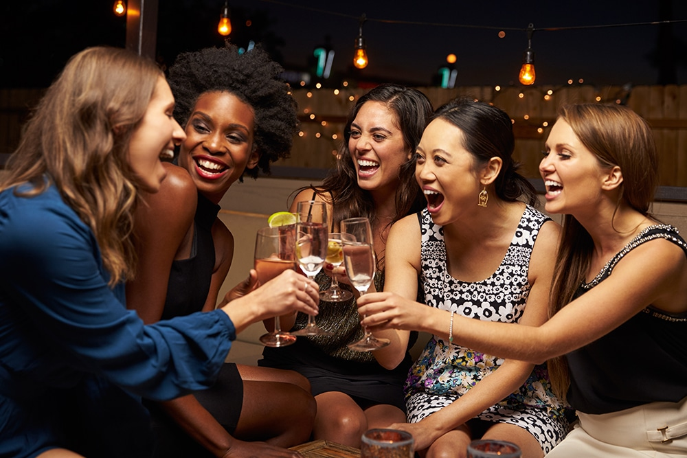 Celebrate Your Girls Night Out In Style