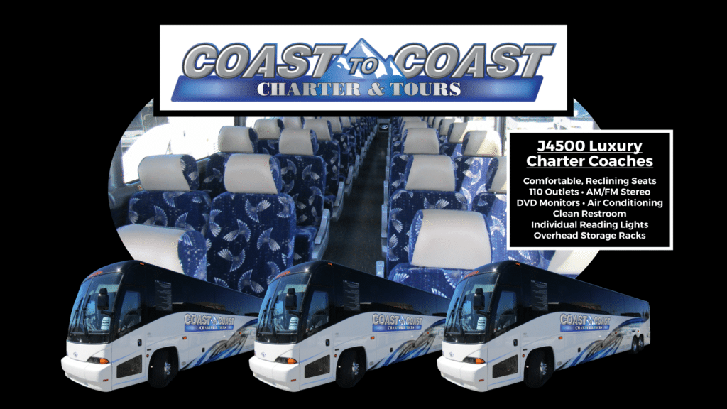 Our Motor Coach Rentals & Charters