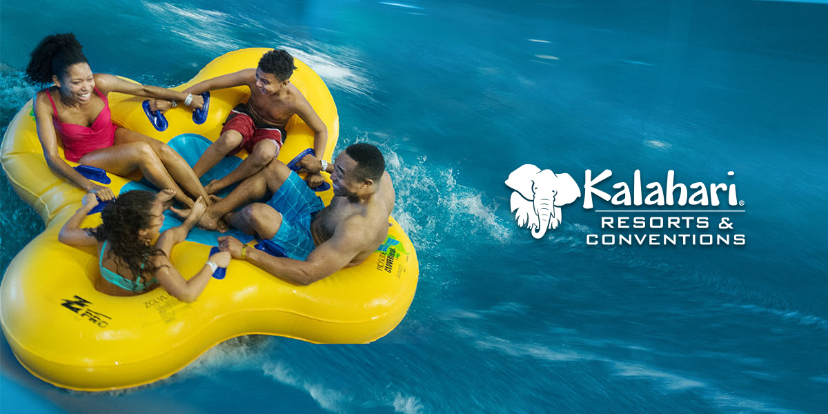 Enjoy a Family Trip to Kalahari