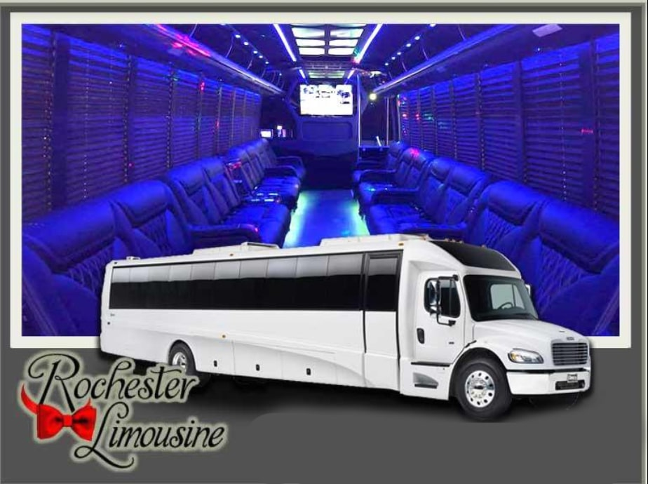 Safe & Stylish Party Buses for Your Bachelor or Bachelorette Party