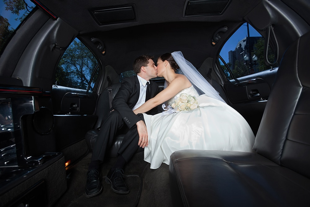 Spring into Wedding Season By Booking Your Transportation...Today