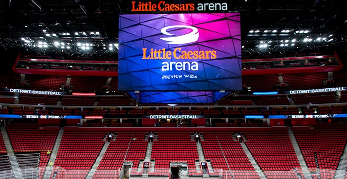 Upcoming Concerts this Winter at the Little Caesar's Arena