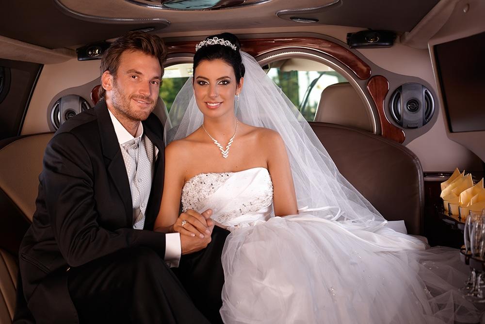 Wedding Transportation at its Finest